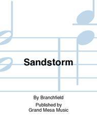 Sandstorm Sheet Music By Branchfield Sheet Music Plus