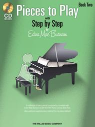 Pieces to Play - Book 2 with CD