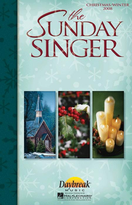 The Sunday Singer - Christmas/Winter 2008