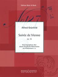 Soiree de Vienne, Op. 56