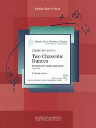 Two (2) Chassidic Dances