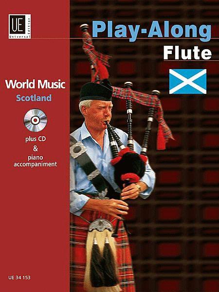 Scotland - Play Along Flute