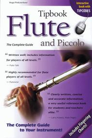 Tipbook Flute and Piccolo