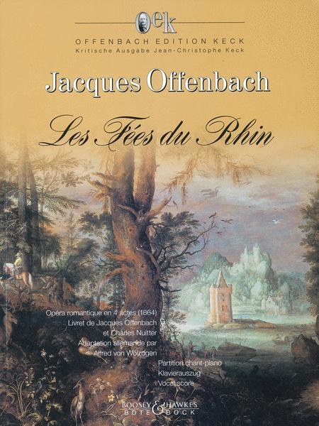 Les Fees du Rhin (Die Rheinnixen) (1864) (OEK)