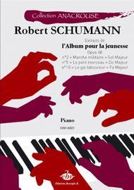 3 Piecettes, extraites de L'album pour la jeunesse, Opus 68