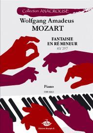 Fantaisie en re mineur KV 397