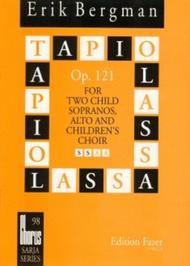 Tapiolassa Op. 121