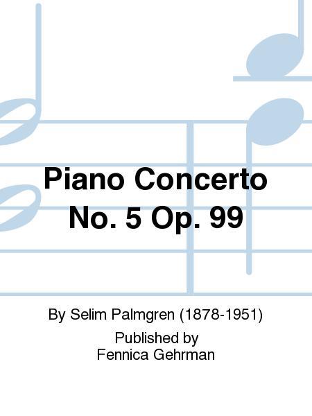 Piano Concerto No. 5 Op. 99