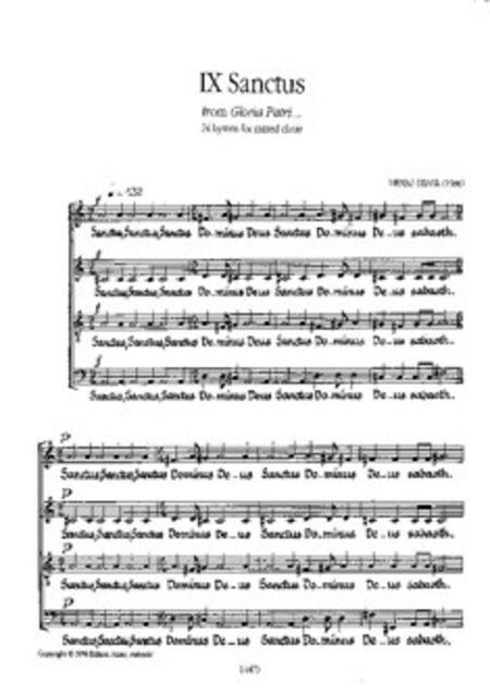 50beb3e17ca Sanctus Sheet Music By Urmas Sisask - Sheet Music Plus