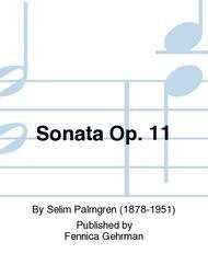 Sonata Op. 11