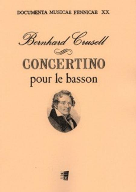 Concertino Pour Le Basson