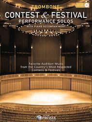 Contest & Festival Performance Solos: Trombone