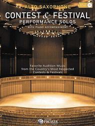 Contest & Festival Performance Solos: Saxophone