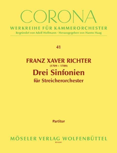 Drei Sinfonien