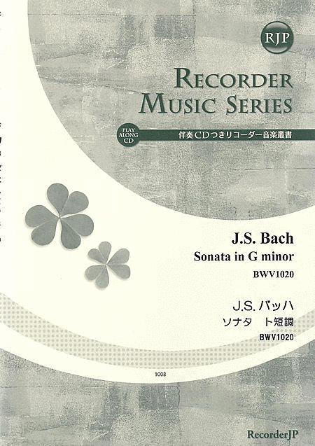 Sonata in G minor, BWV1020