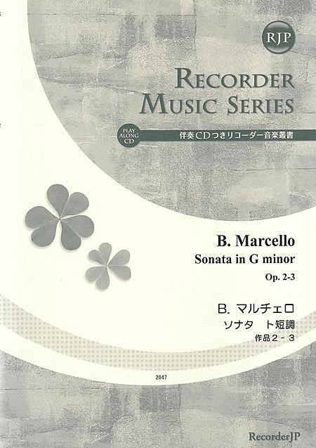 Sonata in G minor, Op. 2-3