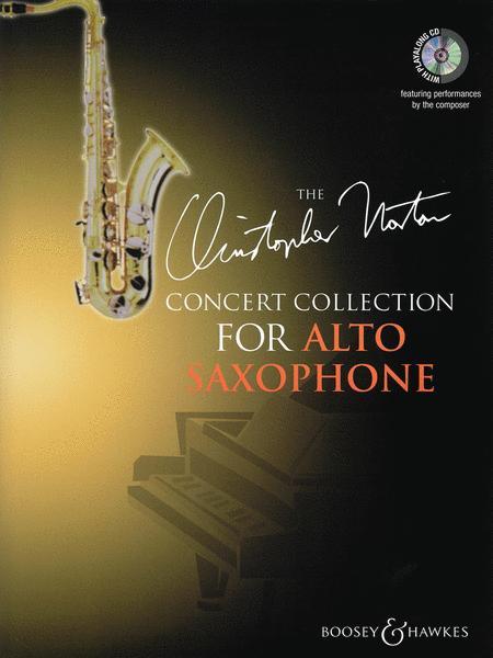 The Christopher Norton Concert Collection for Alto Saxophone