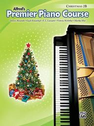 Premier Piano Course Christmas, Book 2B