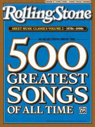 Rolling Stone: 500 Greatest Songs of All Time
