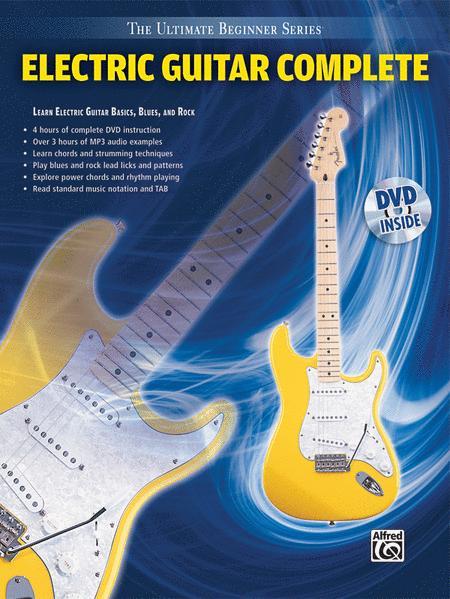 Ultimate Beginner Electric Guitar Complete