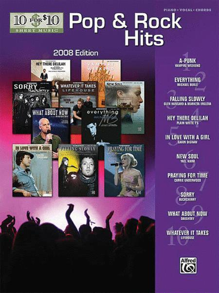 Pop & Rock Hits (2008 Edition)