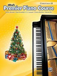 Premier Piano Course Christmas, Book 1B