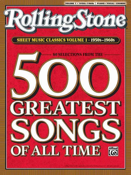Rolling Stone Sheet Music Classics, Volume 1