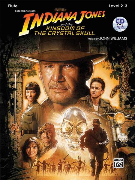 Indiana Jones and the Kingdom of the Crystal Skull Instrumental Solos