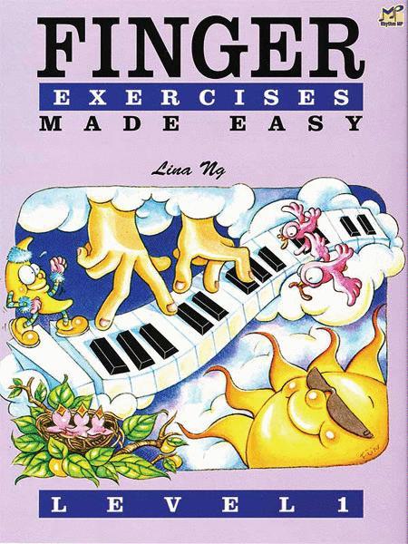 Finger Exercises Made Easy - Grade 1