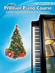Premier Piano Course Christmas, Book 2A