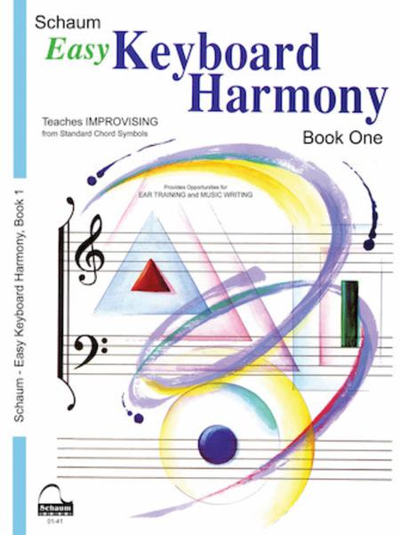 Easy Keyboard Harmony