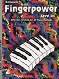Schaum Fingerpower, Level Six (Book)