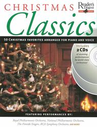 Reader's Digest Piano Library: Christmas Classics