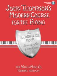 John Thompson's Modern Course for the Piano - Second Grade (Book/Audio)