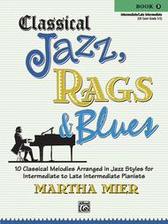 Classical Jazz Rags & Blues, Book 3