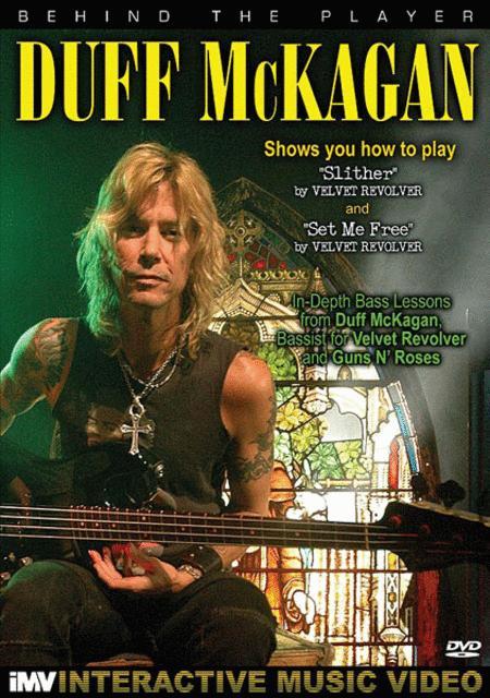 Behind the Player -- Duff McKagan