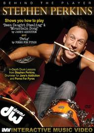 Behind the Player -- Stephen Perkins