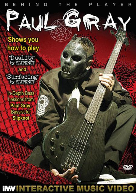 Behind the Player -- Paul Gray