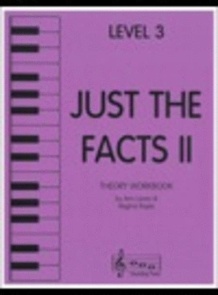 Just the Facts II - Level 3