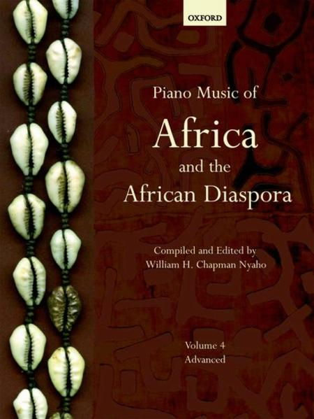 Piano Music Of Africa And The African Diaspora - Volume 4
