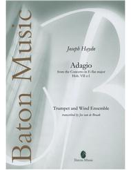 Adagio from the Concerto for Trumpet in E-flat major