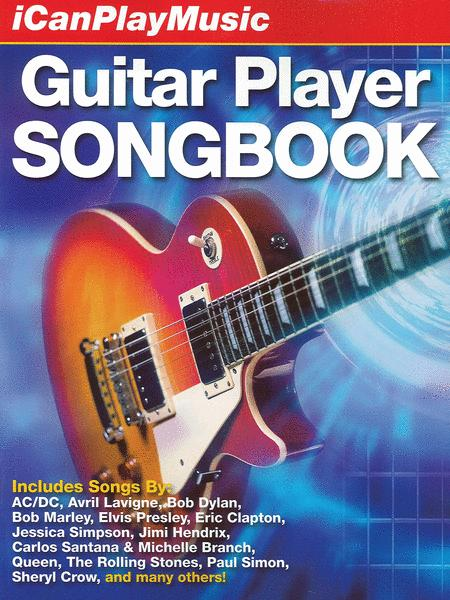 I Can Play Music Guitar Songbook