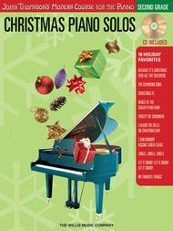 Christmas Piano Solos - Second Grade (Book/CD Pack)