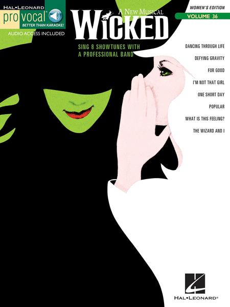 Wicked (Book and Performance/Accompaniment CD)