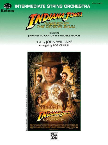 Indiana Jones and the Kingdom of the Crystal Skull, Themes from