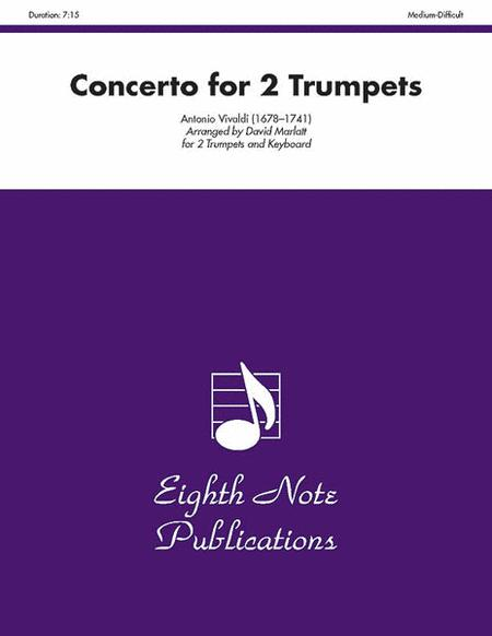 Concerto for 2 Trumpets
