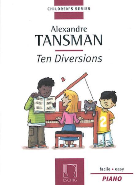 Tansman - 10 Diversions