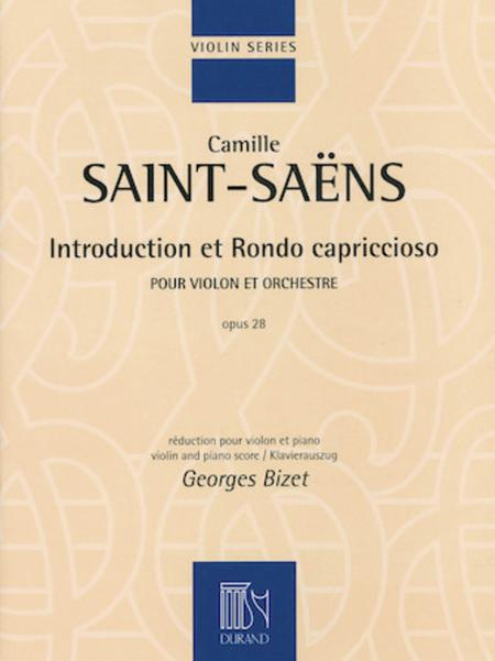 Introduction et Rondo Capriccioso, Op. 28