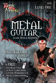 Dan Jacobs of Atreyu - Metal Guitar