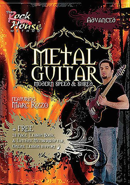 Marc Rizzo of Soulfly - Metal Guitar